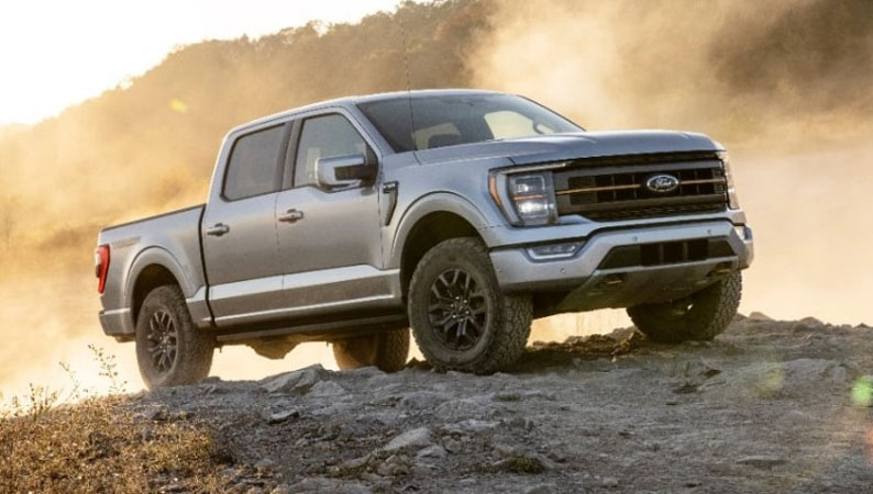2021 Ford F-150 Payload and Towing Choices