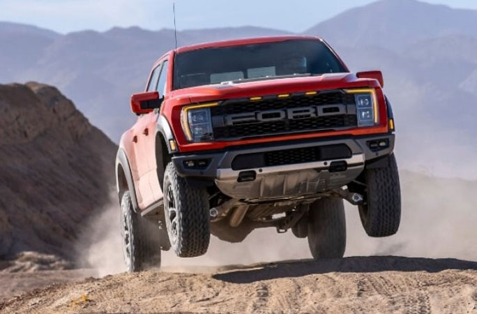 2021 Forf F-150 Off-Road Assist Choices