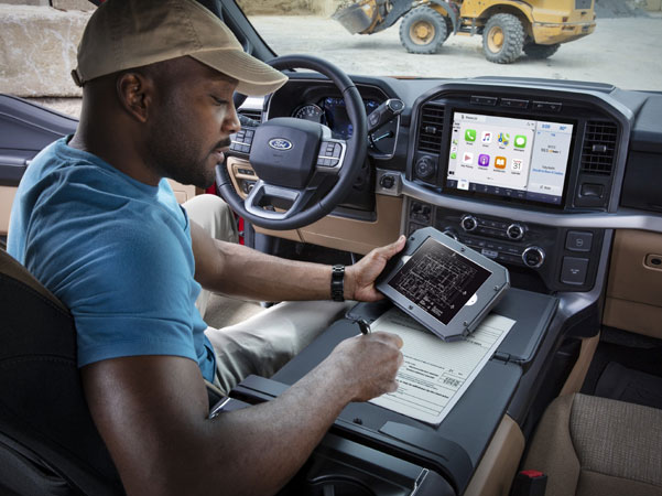 2021 Ford F-150 Workspace Choices
