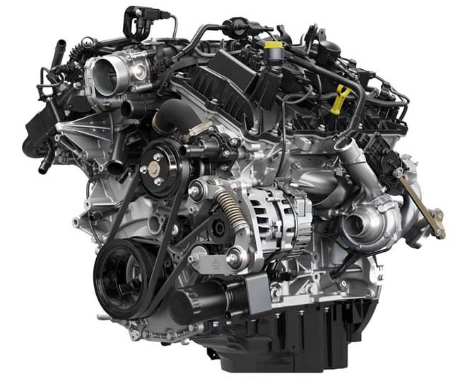 Third Generation: 3.5L PowerBoost Full Hybrid